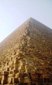Arista de la pirámide